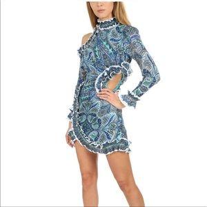Moncur paisley Zimmermann Dress 0